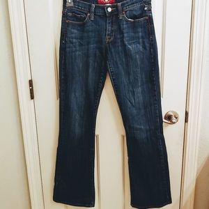 "Lucky Brand Sophia Boot size 4 (waist 27 "") jeans"